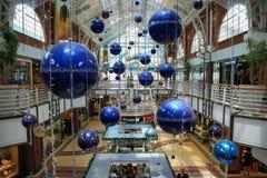维多利亚码头购物中心在开普敦 免版税库存照片