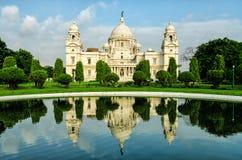 维多利亚纪念品在印度 免版税图库摄影