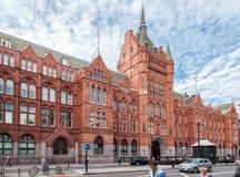 维多利亚阿尔伯特博物馆伦敦 免版税库存照片
