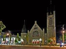 维多利亚音乐学院,维多利亚, BC,加拿大 免版税库存照片