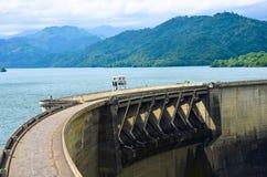 维多利亚水坝 免版税图库摄影