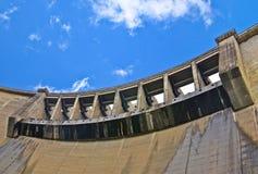 维多利亚水坝 库存照片