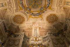 多利亚Pamphilj画廊,罗马,意大利 库存图片