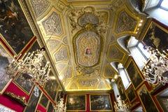 多利亚Pamphilj画廊,罗马,意大利 免版税图库摄影