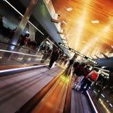 多哈机场 免版税库存照片