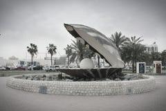 多哈珍珠,卡塔尔 免版税库存照片