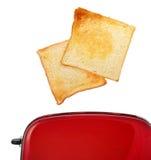 多士炉用面包 库存图片