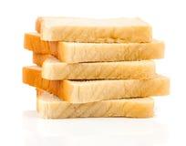 多士炉面包 免版税库存照片