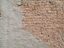 多孔黏土墙壁 免版税库存图片