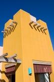 多孔黏土大厦零件 库存图片