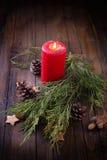 多孔黏土背景圣诞节创建了装饰以图例解释者照片 库存照片