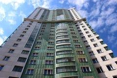 多层的大厦 免版税库存照片
