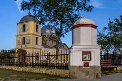 多布罗加,罗马尼亚- 10月16日:Sfantu Gheorghe,村庄的c 库存图片