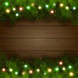 多彩多姿的圣诞节诗歌选 向量例证