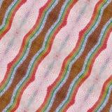 多彩多姿的布料纹理 库存图片