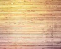 多彩多姿的席子日本木竹额骨 免版税库存图片