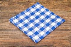 多彩多姿的服务亚麻布餐巾 免版税图库摄影