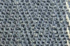 多彩多姿的棉花螺纹组织宏指令关闭 库存图片