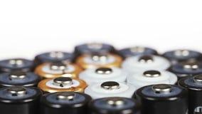 多彩多姿的电池 股票录像
