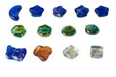 多彩多姿的石头 免版税图库摄影