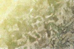 多彩多姿的质地墙壁,与沼泽的沙子 免版税库存图片