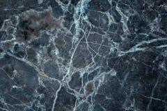 多彩多姿的黑暗的大理石仿造了纹理背景,从自然的详细的真正大理石 库存照片