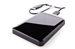 多才多艺的硬盘驱动器 免版税库存图片