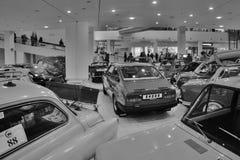 多数,捷克共和国- 2017年3月18日:斯柯达加尔德角1983年在百货商店 库存照片