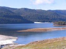 多斯帕特水坝 库存照片