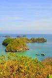更多海岛在菲律宾,更多乐趣 免版税图库摄影