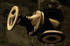 多灰尘的管道 免版税图库摄影