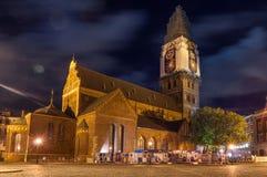 多玛教会 免版税图库摄影