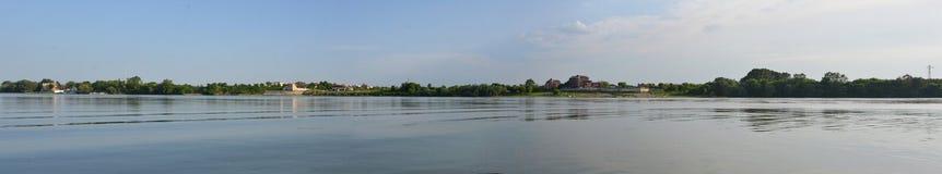 多瑙河 免版税图库摄影