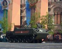 多用途空中装甲运兵车BTR-MDM ` Rakushka ` 库存图片