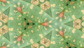 多的叶子模式纹理4 免版税图库摄影