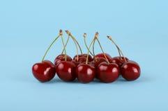 水多的樱桃 免版税库存图片