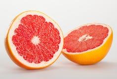 水多的葡萄柚 库存图片