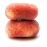 多福饼桃子 免版税图库摄影