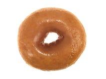 多福饼给上釉的环形 免版税库存照片
