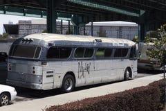 多种子的被转换的公共汽车 库存照片