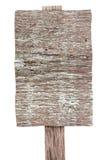 多种空的木符号的收集在空白背景的 库存图片