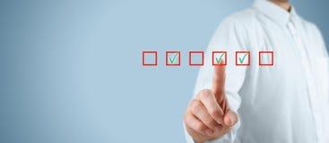 多种选择 免版税库存图片