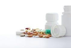 多种配药 免版税库存照片