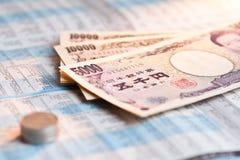多种钞票 免版税库存图片
