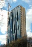 多米尼克Perrault的DC塔1 免版税库存照片