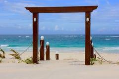 多米尼加共和国的梦想 库存照片