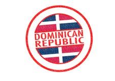 多米尼加共和国 皇族释放例证
