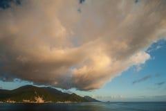 多米尼加 库存图片