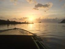 多米尼加水 库存图片