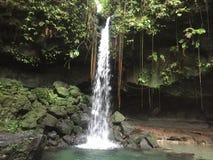 多米尼加水 库存照片